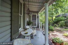 For more information, visit CIRCA Old Houses. Asking Price: $395,000 Listing Agent: Susan Van Nostrand, Long & Foster, Washington, DC; (202) 364-5200