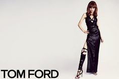 Tom Ford S/S '13 Campaign.....not sure about the knee brace look but I like the rest