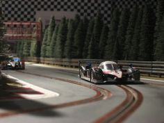 The Spa-Francorchamps inspired Digital Wood Track Story - SlotForum