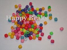 Bird-Toy-Pack-of-50-Small-Pony-Beads-Happy-Beaks