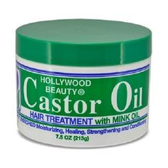 Hollywood Beauty Castor Oil Hair Treatment with Mink Oil 7.5 oz $3.59 Visit www.BarberSalon.com One stop shopping for Professional Barber Supplies, Salon Supplies, Hair & Wigs, Professional Product. GUARANTEE LOW PRICES!!! #barbersupply #barbersupplies #salonsupply #salonsupplies #beautysupply #beautysupplies #barber #salon #deals #sales #HollywoodBeauty #CastorOil #HairTreatment #MinkOil Make Hair Grow, How To Grow Natural Hair, Natural Hair Growth, Natural Hair Styles, Castor Oil Hair Treatment, Hair Color Remover, Natural Hair Moisturizer, Moisturize Hair, Strong Hair