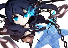 Amazing black rock shooter pics | Black Rock Shooter wallpapers HD - Wallcovers