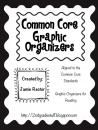 Common Core Graphic Organizers - FREE sample product from 2ndGradeStuff on TeachersNotebook.com