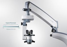 surgical microscope_2010 on Behance