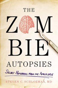 La cover di The Zombie Autopsies