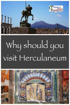 Pompeii is more popular than Herculaneum. During my visit to Naples, I happen to visit both of these places and that lead to me asking this question- Pompeii or Herculaneum?