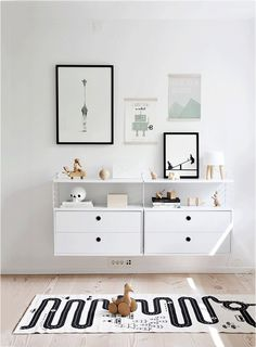 So much Scandinavian goodness in this clean and stylish nursery! Gorgeous handcrafted figures for playtime.. Perfect nap time outfit.. Which must of course include giant cuddly stuffed animal plush toys. One of our picks for the kids' spring/summer wardrobe.. The...