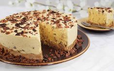 "Bilderesultater for iskake"" Tiramisu, Cake Recipes, Cheesecake, Cakes, Ethnic Recipes, Food, Alternative, Easy Cake Recipes, Cake Makers"