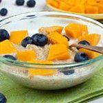 Berry Quinoa Breakfast