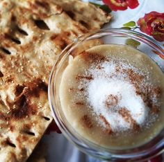 "Haleem & my love ""Sangak""  Breakfast, Persian style"