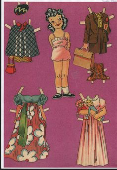 Danish *  The International Paper Doll Society by Arielle Gabriel for all paper doll and paper toy lovers. Mattel, DIsney, Betsy McCall, etc. Join me at ArtrA, #QuanYin5  Linked In QuanYin5 YouTube QuanYin5!