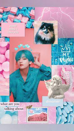 BTS wallpapers Kim taehyung ~V ✨💜 Bts Jungkook And V, Bts Taehyung, Bts Bangtan Boy, Taeyeon Wallpapers, Cute Wallpapers, Ipod 6, Bts Backgrounds, Bts Chibi, Bts Lockscreen