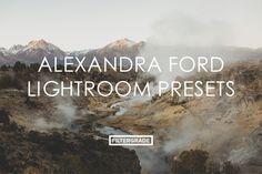 Alexandra Ford Lightroom Presets