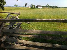 photo by scramblerfan: Gettysburg Battlefield, Outdoor Furniture, Outdoor Decor, Explore, Park, Wood, Garden Furniture Outlet, Woodwind Instrument, Parks