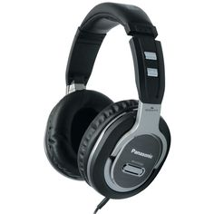 Panasonic Htf600 Premium Monitor Headphones