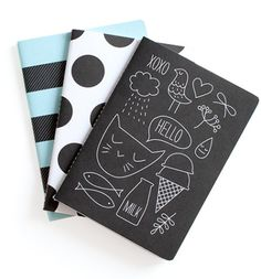 Stockholm Pocket Notebook Set