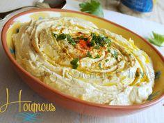 Houmous, recette libanais