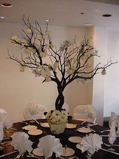 WANTED: Manzanita branches or trees for centerpieces - Michigan area preferably! :  wedding decor diy flowers reception Manzanita Tree