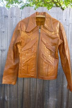 East West Musical Instrument Co. leather Jacket