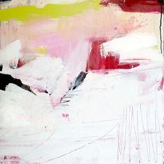 abstraktes Bild Ziel