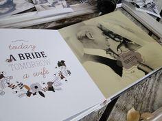 Bride _ Personalized Photo Album