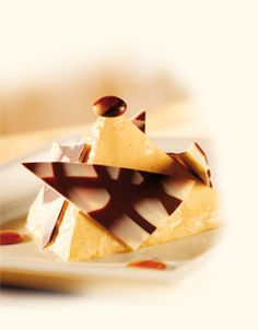 Erdnuss und weiße Schokolade