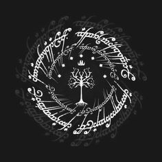 Shop White tree of gondor lord of the rings t-shirts designed by Wimido as well as other lord of the rings merchandise at TeePublic. Lotr Tattoo, Uv Tattoo, Ring Tattoos, Celtic Symbols And Meanings, White Tree Of Gondor, Lord Of The Rings Tattoo, Wolf Silhouette, Most Famous Artists, Body Mods