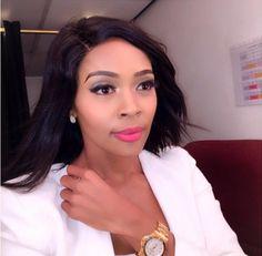 Thembi Seete spoils her bae Bobo Seritsane on his birthday | Epyk Living