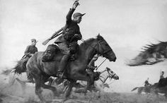 A red army cavalry charge, september 1941, world war ll. Pin by Paolo Marzioli