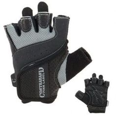Contraband Pink Label 5137 Womens Padded Weight Lifting Gloves w/Grip-Lock Padding (Pair) - Machine Washable Fingerless Workout Gloves Designed Specifically for Women - Contraband Sports Gym Gloves, Workout Gloves, Best Weight Lifting Gloves, Home Gym Reviews, Strength Training Equipment, Exercise Equipment, Home Exercise Routines, Sport Wear