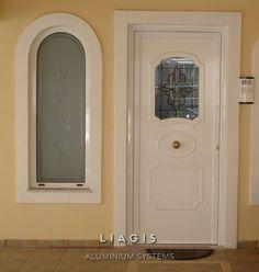 Πόρτες Αλουμινίου   Λιάγγης   Δάφνη