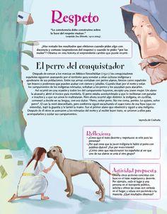 RESPETO - El perro del conquistador...