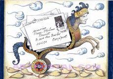 Portail Enveloppes d'artistes
