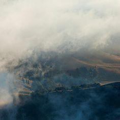 Wielka Fatra #slovakia #mountains #greatfatra #sunrise #fog #clouds www.magdachudzik.pl