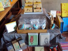 Molly Shoelace display at SHC '10 by mshoelace, via Flickr