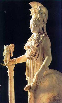 historia griega atenea - Buscar con Google