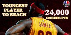 LeBron James. Wow.