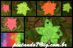 Flor Neon Ziper