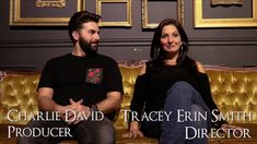 @TraceyErinSmith and @CharlieDavid discuss the DUDE FOR A DAY workshop that Tracey produces for #women to explore #gender through the art of #drag. Watch DUDE FOR A DAY