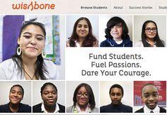 Consider investing in kids with dreams, not material goods.    Fund promising youth in at-risk-communities via wishbone.org, and help them pursue academic passions outside their financial means.