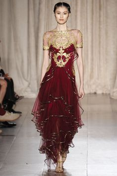 Marchesa Spring 2013 Ready-to-Wear Collection Photos - Vogue