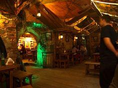 underground bar in Lviv