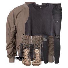 Fear of God bomber ($2030), H&m crop ($7), Ksubi jeans ($490), Bottega Veneta clutch ($1375), and Gianvito Rossi heels ($1985) xx