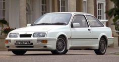 Ford Sierra RS Cosworth Ford Sierra, Rear Differential, Cylinder Head, Performance Cars, Rally Car, Gto, Alfa Romeo, Bmw M3