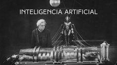 Inteligencia Artificial - SSSTENDHAL magazine  Para leer el artículo completo: http://www.ssstendhal.com/magazine/inteligencia-artificial/