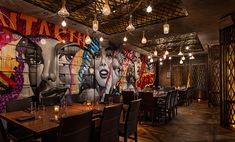 <p>Rockwell Group recalls the former grittiness of New York's Bowery in the design of a sexy new restaurant By Sam Lubell Photography by Warren Jagger.<br /> </p>