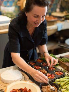 Marlene van der Westhuizen Cook's Club cooking classes in Cape Town - Eatsplorer Magazine Cooking Classes, Cape Town, South Africa, Van, Good Things, Magazine, Club, Book, Nightlife