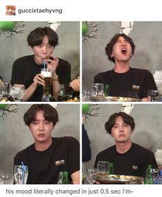 I'm always talking about this moment in BTS history . Jhope, Jimin, Bts Bangtan Boy, Namjoon, Jung Hoseok, K Pop, Steven Universe, Rapper, Les Bts