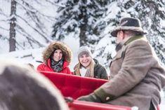 Pferdeschlittenfahrt am Katschberg Berg, Winter Hats, Summer Vacations, Pictures
