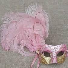pink masquerade masks